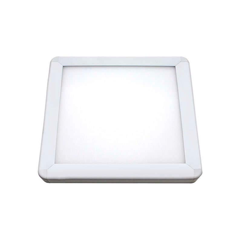 Panel LED de superficie 20W,  35x35cm, Blanco frío